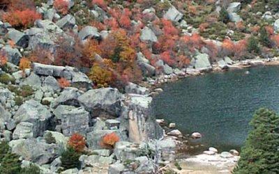 Soria, Llacuna Negra i Canyó del riu Lobos
